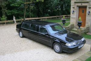 VOLVO-3.0 SUPERSTRETCH-LIMO-IMMACULATE-ONE OWNER-89K PERFECT ORDER THROUGHOUT.  Photo