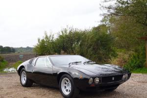 1968 De Tomaso Mangusta - 56,000km from new