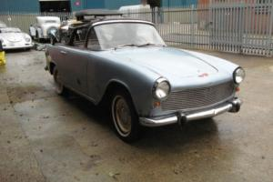 1960 Simca Oceane Cabriolet by Facel