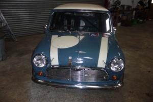 CLASSIC MINI COOPER S FIA HISTORIC RACING CAR