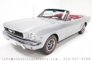 1966 Ford Mustang Convertible - Beautifully Restored MCA Member Owned Ponycar