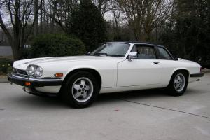 **RARE AND BEAUTIFUL 1988 JAGUAR XJS-C CONVERTIBLE**