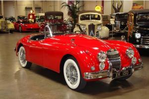 1958 Jaguar XK 150 S Roadster OTS Numbers Matching