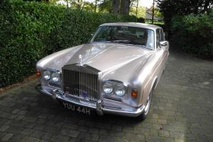 1970 Rolls-Royce, Corniche, Mulliner Park Ward  Photo