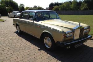 1978 Rolls Royce Silver Shadow 11. Unusual Colour Combination.  Photo