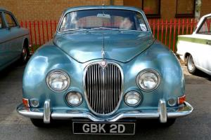 jaguar S Type 1966 Manual overdrive 3.8