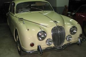 1968 JAGUAR mk2 240 RHD