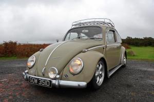 VW BEETLE - 1966