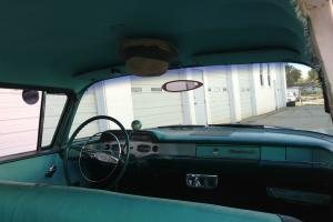 VW Oval Beetle LHD 1956 Rag Top Sunroof