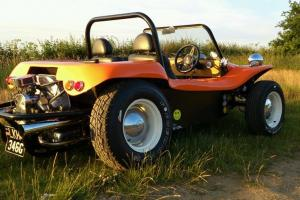 Vw beach buggy, classic car
