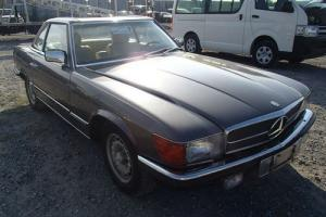 Mercedes-Benz 500 SL 1983 56000 Miles A/C leather H/S Tops LHD