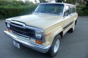 JEEP CHEROKEE CHIEF S 1979 4X4 V8 5.9 litre AUTO SJ FSJ AMC WAGONEER 36K MILES