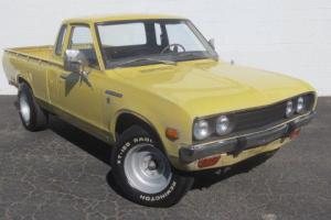Datsun 620 King Cab Factory 5 Speed Clean!!!!
