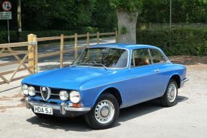 1971 Alfa Romeo 1750 GTV MkII RHD