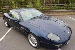 Aston Martin DB7 Coupe Blue eBay Motors #171167528922