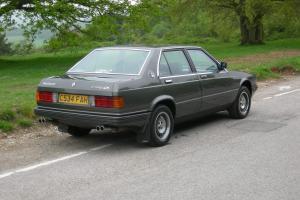 1985 MASERATI 2.8 BITURBO LEFT HAND DRIVE