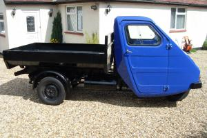 Reliant Ant working Tipper Truck  Photo