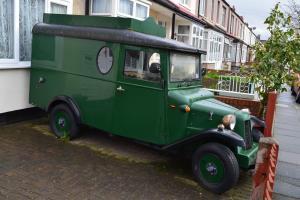 Reliant Vantique 850 Van Light Van Green/Black eBay Motors #161143437738