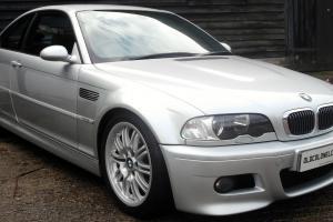 2001 BMW M3 6 Speed Manual - FSH - 1 Owner - YEARS MOT - WARRANTY
