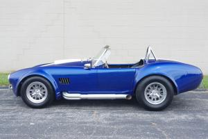 BRAND NEW! 1965 Shelby Cobra V8 5.0L, Tremec TKO,Ford Coyote Motor,Superformance Photo