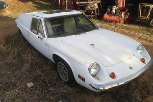 1972 Lotus Europa S2