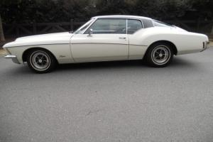 1971 BUICK RIVIERA, EXCEPTIONAL CONDITION, TWO OWNER NORTH CAROLINA CAR, LOADED