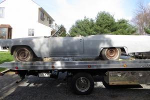 1967 Cadillac DeVille Base Convertible 2-Door 7.0L