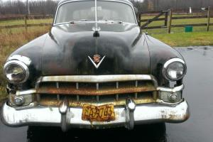 1949 Cadillac Fleetwood Parts or Project Car