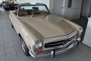 1970 Mercedes 280SL  in excellent condition.