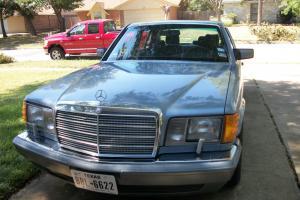 1988 Mercedes Benz 420 SEL
