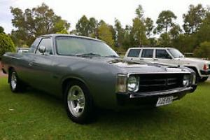 Valiant 1974 VJ UTE Dodge