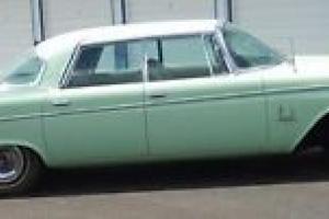VINTAGE 1962  CHRYSLER  CROWN  IMPERIAL CAR