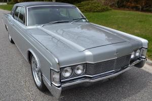 1968 Lincoln Continental in excellent condition.