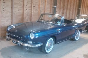 VERY VERY RARE RHD 1968 RENAULT CARAVELLE CONVERTIBLE - BEAUTIFUL LOOKING CAR...  Photo