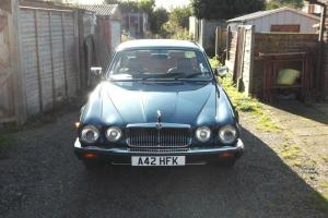 1983 JAGUAR SOVEREIGN 4.2 AUTO BLUE