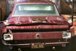 1965 Ford Mustang 2 Door Hardtop V8