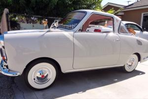 1966 Goggomobil, TS 250 2-dr Coupe, Micro Car, Germany, Restored