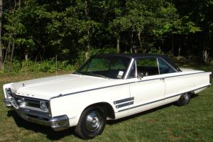 1966 chrysler 300 with 440 TNT