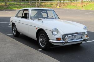 MGB GT 1969 restored, excellent driver with Overdrive gearbox