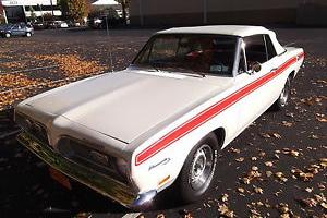 1969 PLYMOUTH BARRACUDA CONVERTIBLE RARE 1 OF 1273 PRODUCED ALL NEW!!!