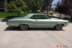 1963 BUICK RIVIERA BETTER THAN THE 1964,1965,1966,OR 1967 RIVIERA
