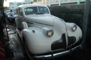 1939 BUICK ROADMASTER 80