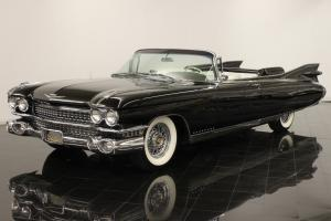 1959 Cadillac Eldorado Biarritz Convertible Fully Loaded 390ci V8 Automatic AC