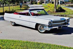 Simply stunning just 33000 miles 1964 Cadillac Deville Convertible 1 of a kind