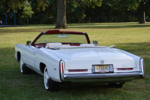 Rare Caddy Convertible