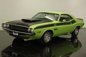 1970 Dodge Challenger TA Hardtop 340ci 3x2 V8 4 Speed Full Restoration 1 of 989