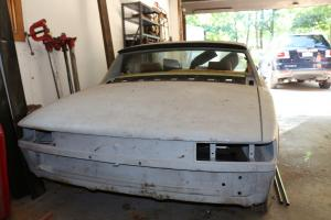 1973 Porsche 914 2.0 - has everything but needs work