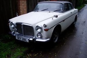 Classic car Rover