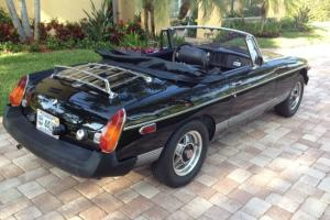 "1980 MGB ""SPECIAL EDITION"" IN SUNNY FLORIDA"