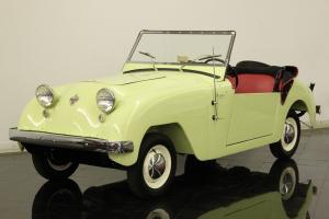1951 Crosley Super Sport Roadster Micro Car Restored 44ci 4 Cylinder 3 Speed Photo